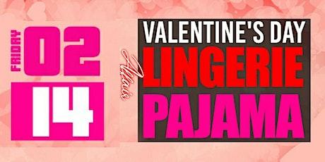 2-14 Valentines Lingerie Pajama Affiar tickets
