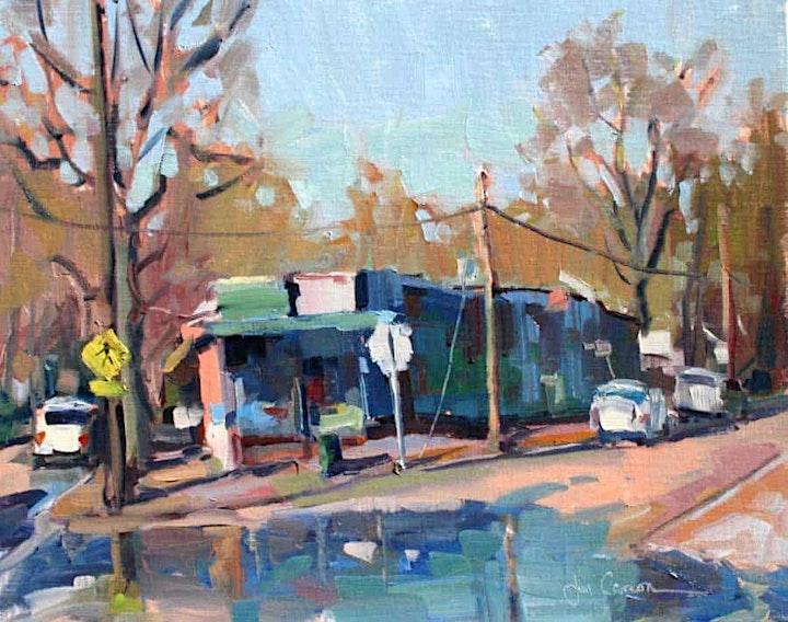 ARTSville | En Plein Aire - Oils | Jim Carson image