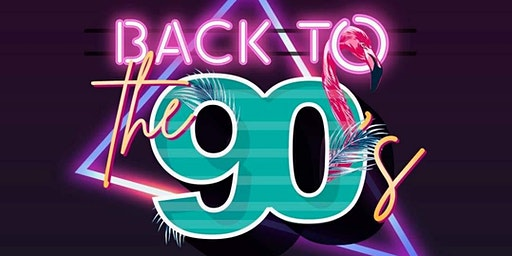 """""""Back To The 90s"""" Party"""