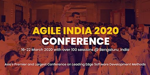 Agile India 2020