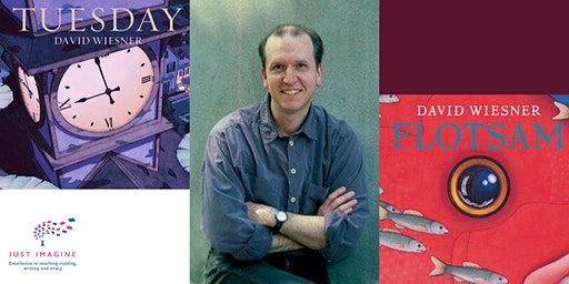 An Audience with David Wiesner
