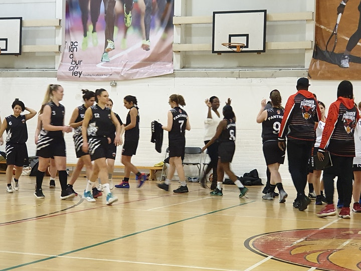 Women's  5 V 5 Basketball Tournament image