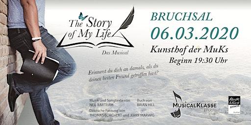 Die Geschichte meines Lebens Bruchsal (Premiere)