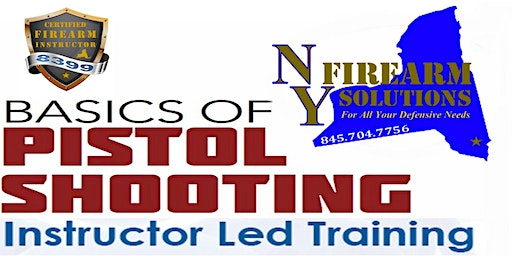 Part I Session • Basic Pistol Safety Course • Now Is The Time!
