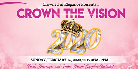 Crown The Vision 2020 tickets