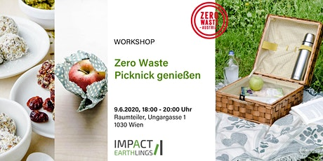 Zero Waste Picknick genießen Workshop Tickets