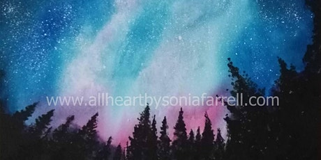 'Starry Skies' Art Experience with  Sonia Farrell: Creative Hearts Art tickets