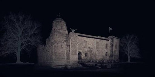 Paranormal Event - Colchester Castle