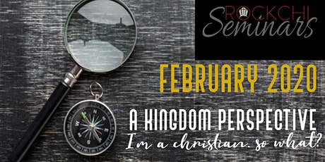 ROCK CHICAGO SEMINARS:  I'M A CHRISTIAN.  SO WHAT? tickets