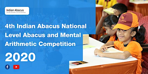 4th Indian Abacus National Level Abacus & Mental Arithmetic Competition 2020