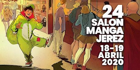 24º Salón Manga de Jerez 2020 entradas