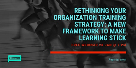 Rethinking your organization training strategy for transformation tickets