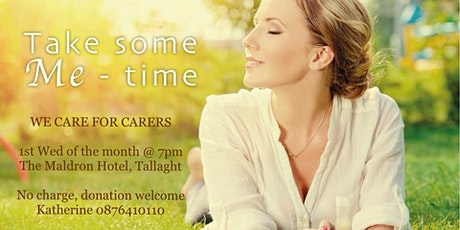 Wellbeing & Self-Care Clinic with Katherine Mc Kenna in Tallaght tickets
