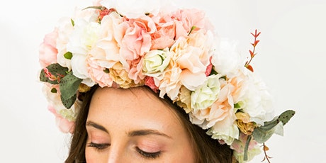 Spring Racing - Flower Crown Making Workshop  tickets