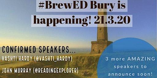 #BrewEdBury