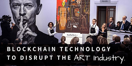 Transforming the Art & Design Industries with Blockchain tickets