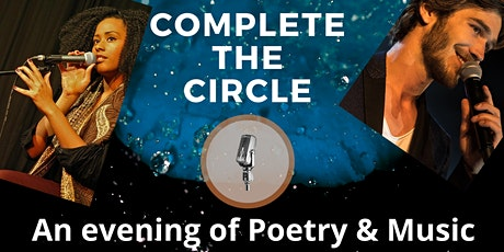 Complete the Circle - an evening of poetry/ spoken word and live music tickets