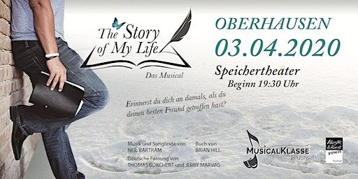 Die Geschichte meines Lebens Oberhausen-Rheinhausen