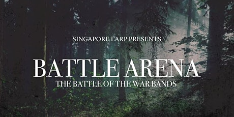 Singapore Larp: Battle Arena tickets