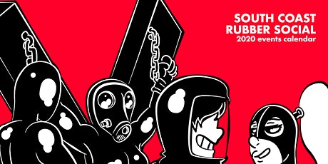 2020 Rubber Social Events Advance Tickets tickets