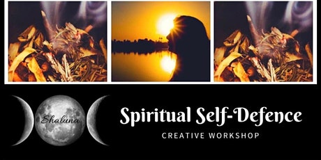Spiritual Self-Defence Workshop tickets