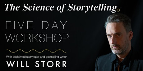 The Science of Storytelling Five Day Workshop tickets