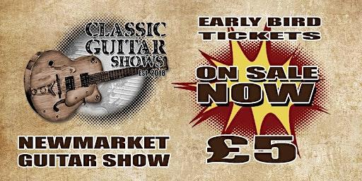 Newmarket Guitar Show