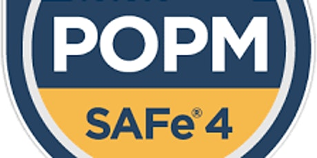SAFe Product Manager/Product Owner with POPM Certification in Jacksonville, FL tickets