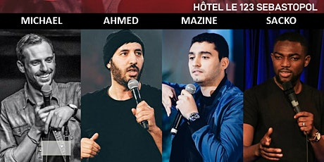 Friday Comedy - Edition 3 billets