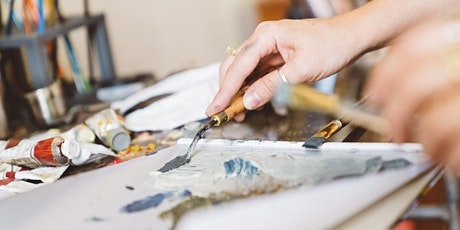 Oil Painting for Beginners: Creating An Underpainting tickets