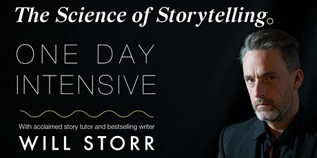 The Science of Storytelling tickets
