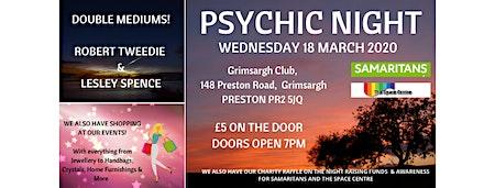 Psychic Night @ Grimsargh