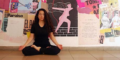 Clase abierta de Hatha Yoga en Belgrano entradas