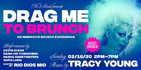 Drag Me To Brunch w/ Tracy Young tickets