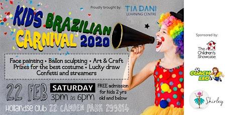 KIDS BRAZILIAN CARNIVAL 2020 tickets