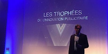 Trophées de l'Innovation Publicitaire 2020 billets