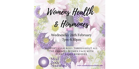 Womens Health & Hormones - Space@61 tickets