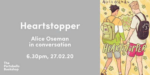 Heartstopper: Alice Oseman in conversation