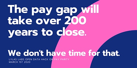LYLAS Labs: Open Data Hack on  Pay Parity tickets