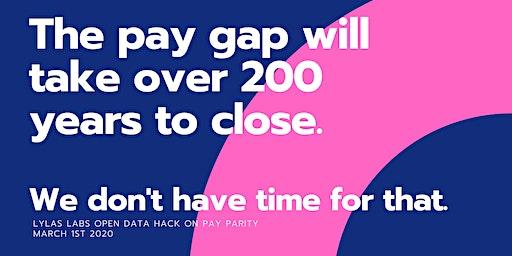 LYLAS Labs: Open Data Hack on  Pay Parity