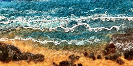 Introduction to wet felted landscapes tickets