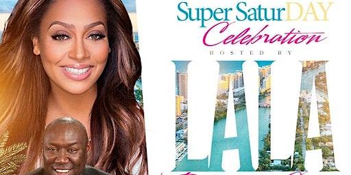 Super SaturDAY Celebration Hosted by La La & Benjamin Crump