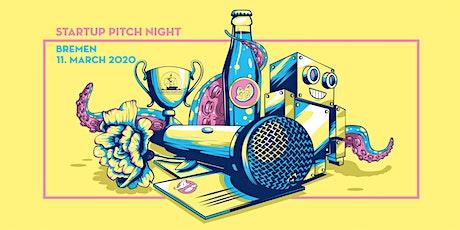 Startup Pitch Night Bremen Tickets