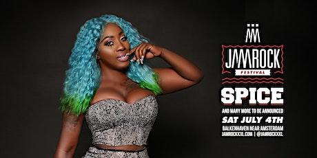 Jamrock Festival 2020 tickets