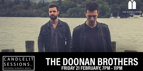 Candlelit Sessions - The Doonan Brothers tickets