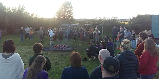 Moorforge Viking Firewalk