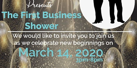 NJ First Business Shower tickets