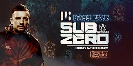 SUB ZERO // Bass Face (DNB / Bassline / Jungle / UKG) tickets