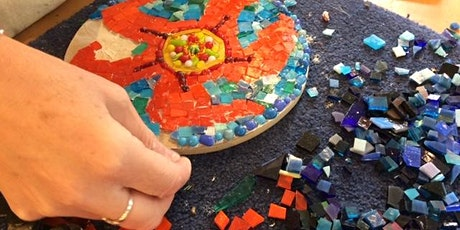 Learn to make a Mosaic Glass Project tickets