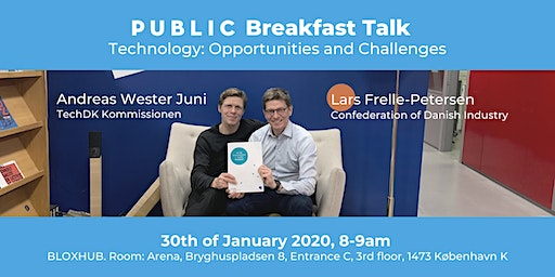 Breakfast Talk: 'Technology: Opportunities and Challenges'